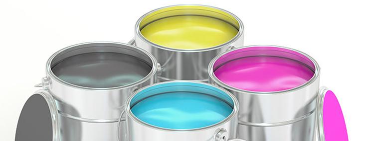 無機塗料缶の写真