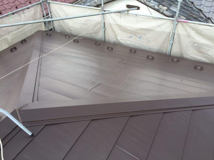 高耐久タイプ(断熱材有)屋根リフォーム