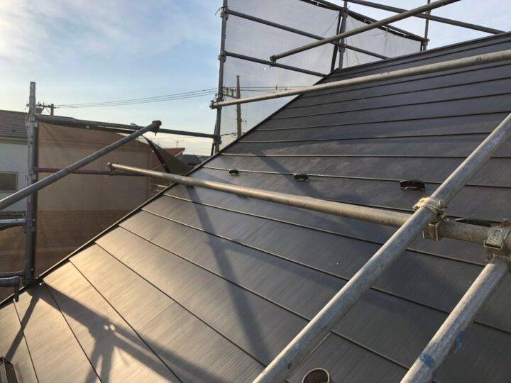 東京 江戸川区 葛飾区 屋根塗装 雨漏り