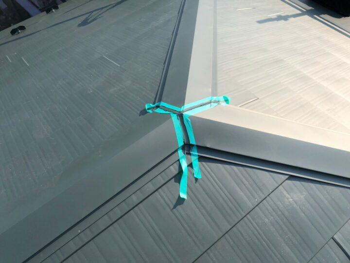 屋根葺き替え⑧
