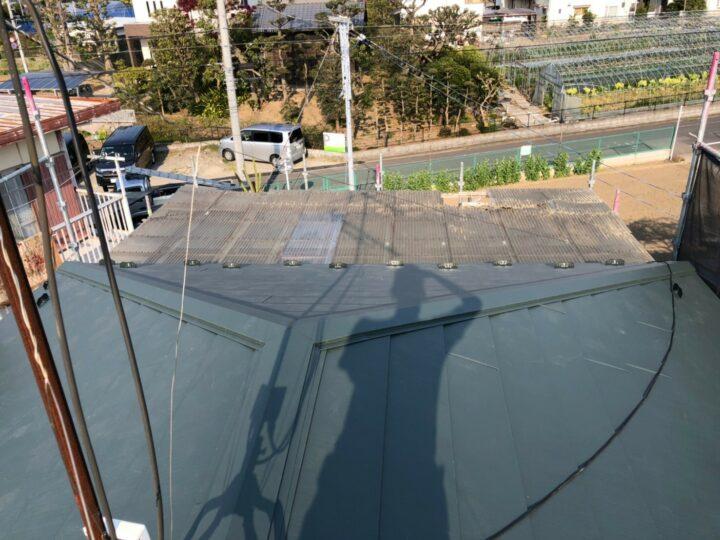 【葛飾区】屋根葺き替え・S様邸